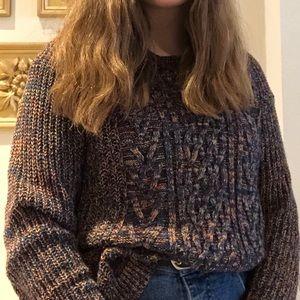 Multicolor Sweater!